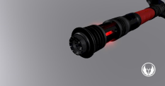 The Emitter used as a Pommel