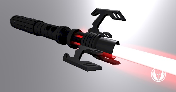 Carnage Lightsaber – A new weapon for Darth Krayt