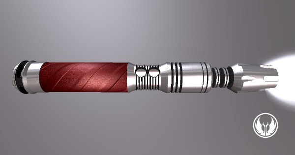 Antares Lightsaber (Draco Antares)