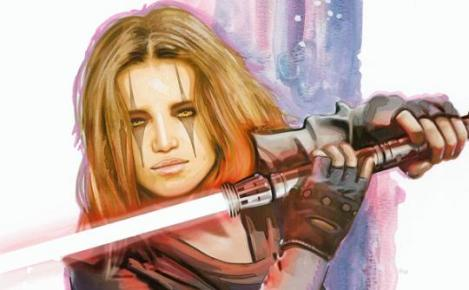 Artist Impression of Darth Zannah