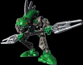"Lerahk, the ""Evil-doer"" himself"