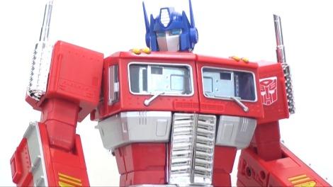 Optimus Prime himself