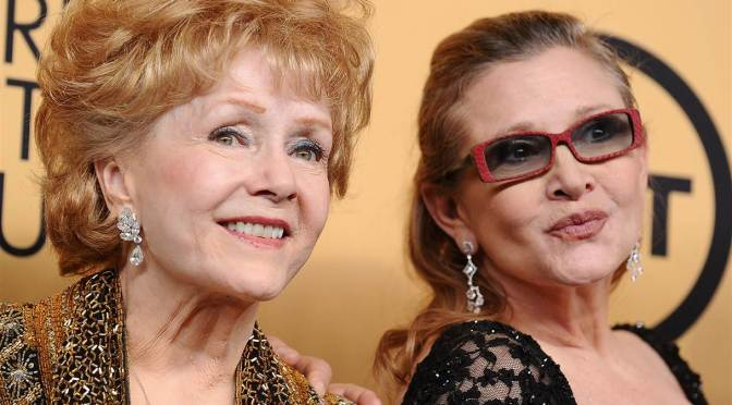 Debbie Reynolds Has Passed Away, A Tragedy Compounded.