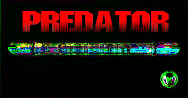 Predatory Lightsaber (Saber for an Alien Hunter)