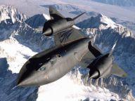 The SR-71 Blackbird