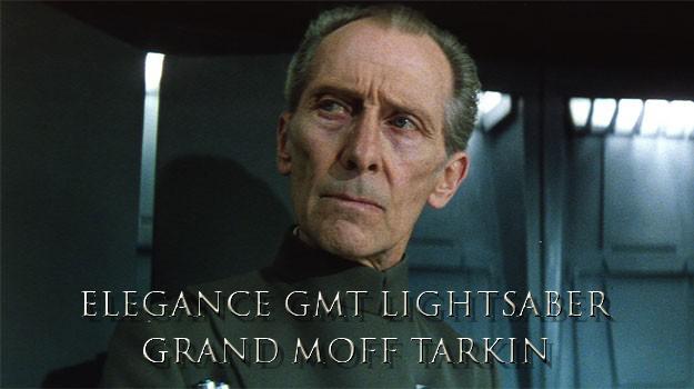Elegance GMT Lightsaber (Grand Moff Tarkin Saber)