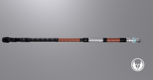 Mystic ForceStaff (Inspired by Chirrut Imwe)