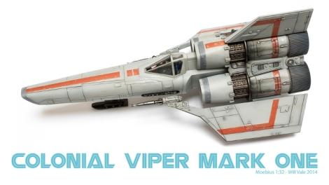 Viper MKI Model Kit