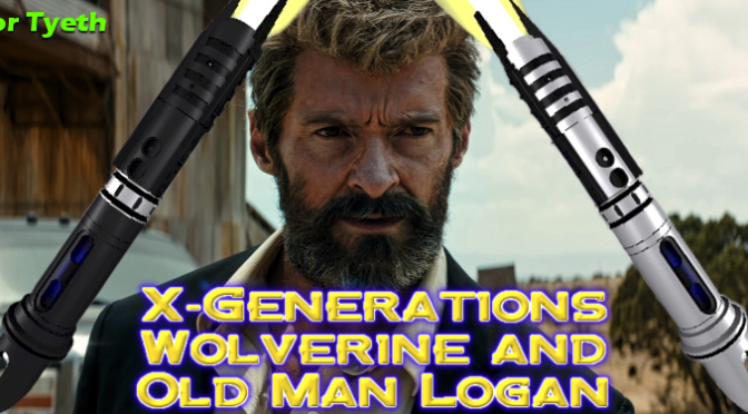 X-Generations Lightsabers – Two Sabers for Logan