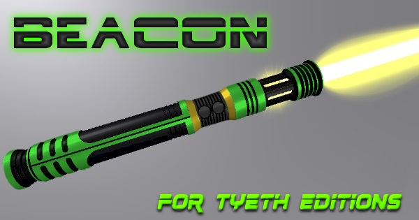 Beacon Lightsaber – A Lantern Saber