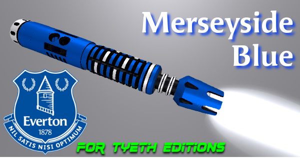 Merseyside Blue Lightsaber – Everton FC's new saber