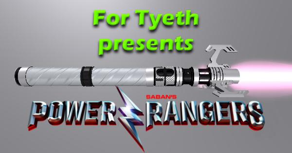 Ranger Pink – Inspired by the new Power Rangers film.