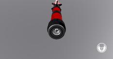 Ranger Red Pommel 2