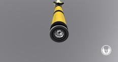 Ranger Yellow Pommel 2