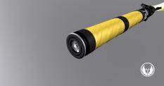 Ranger Yellow Pommel