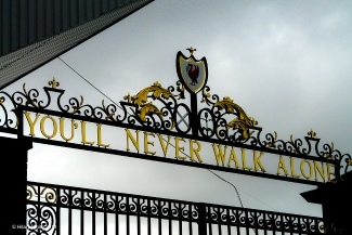 The Shankly Gates