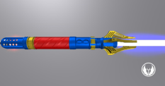 Wonder Woman Hilt
