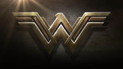 New Wonder Woman logo