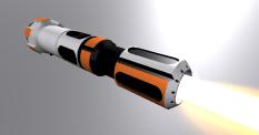 BB-8 Hilt Emitter