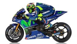 Yamaha M1 Racing Cycle