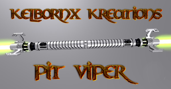Welcome KelbornX and the Pit Viper