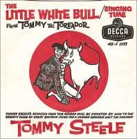 The record sleeve for Little White Bull