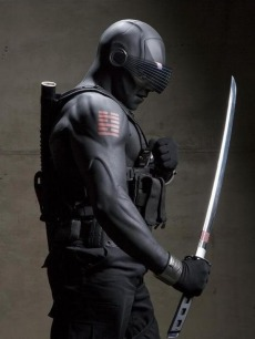 Snake Eyes Himself