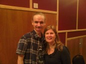 And Sophie Aldred aka Ace!