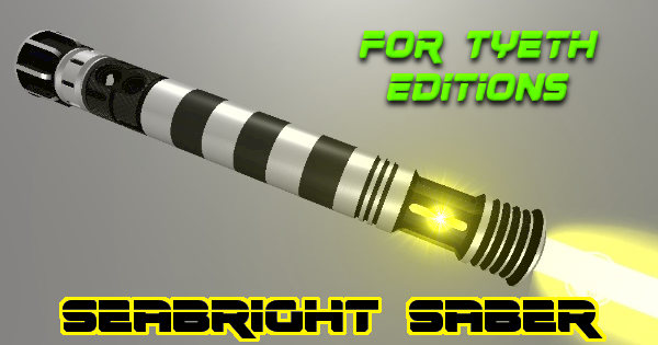 Seabright Saber – Lighthouse inspired Lightsaber