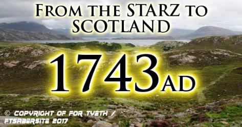1743 Teaser