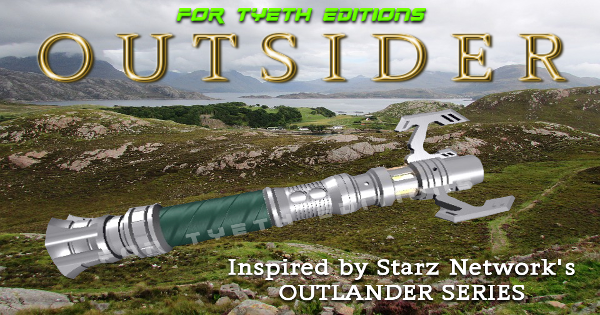 Outsider Saber – Inspired by Outlander on Starz Network
