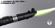 Forearmed Darkside Emitter 1B