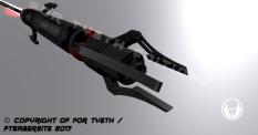 SGR Reaper Pommel 2