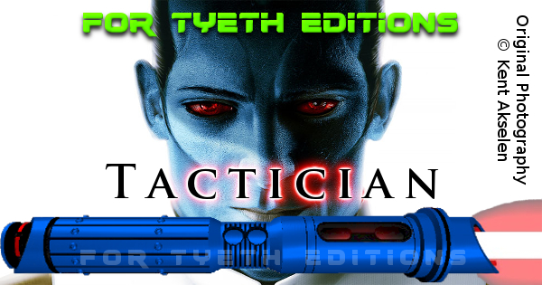 Tactician Lightsaber – For Thrawn