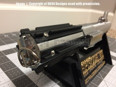 Graflex Pommel and D-Ring