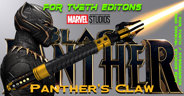Panther's Claw – Inspired by Marvel's Black Panther