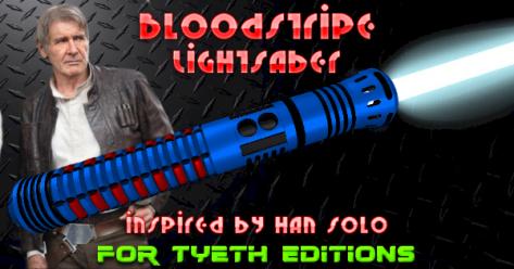 Han Solo Bloodstripe Plate