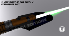Wookie Warrior Emitter 2