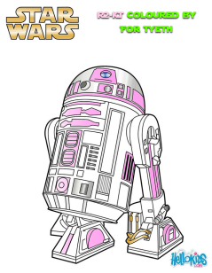 My R2-KT colouring attempt
