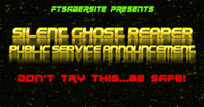 The Silent Ghost Reaper's Request