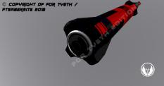 Praetor Power Pommel 2