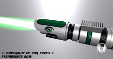 Voltron Green Emitter 2