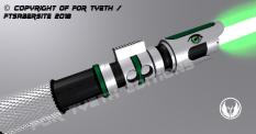 Voltron Green Switch