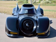 Batmobile Air Intake!