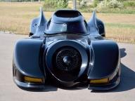 Batmobile Air Intake!