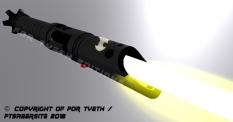 Batmobile Emitter Lit