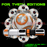 FT BB-8 Sabers