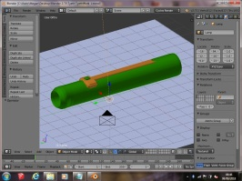 Blender 3D worked!