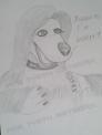 """""""Destiny the Dog"""" sketch"""