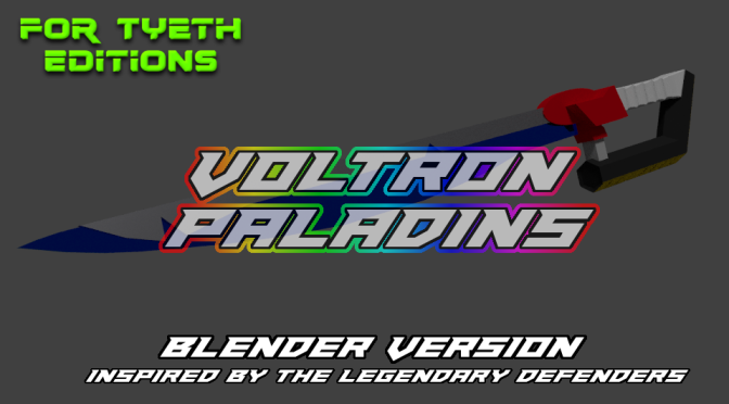 Paladin Defenders Revisited – FT's New Blender Version
